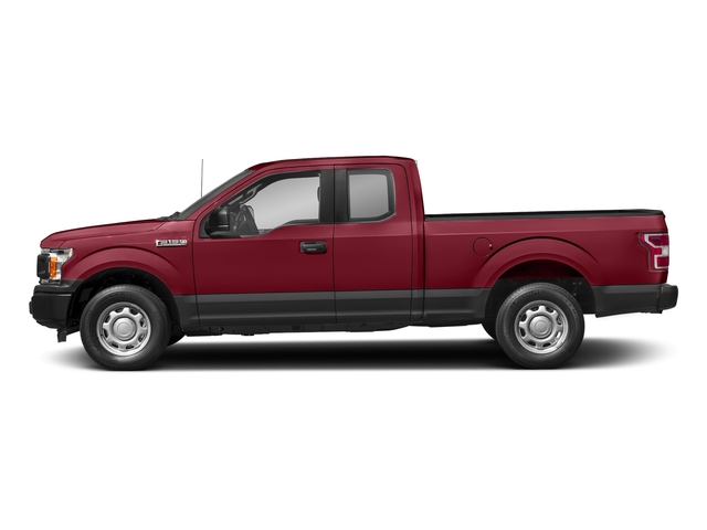 2018 Ford F-150 XLT 2WD SuperCab 6.5 Box