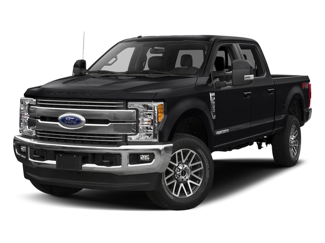2017 Ford Super Duty F-250 SRW Platinum 4WD Crew Cab 6.75 Box