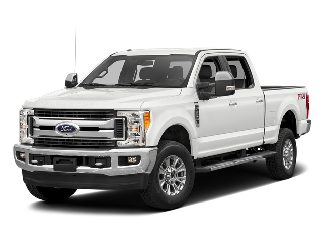 2017 Ford Super Duty F-250 SRW XLT 2WD Crew Cab 6.75 Box