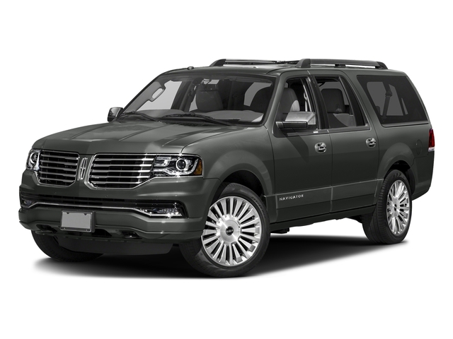 2017 Lincoln Navigator L 4x4 Select
