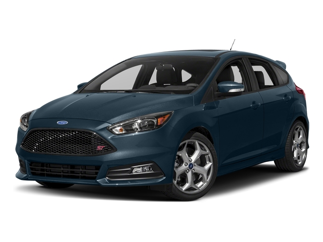 2018 Ford Focus ST Hatch