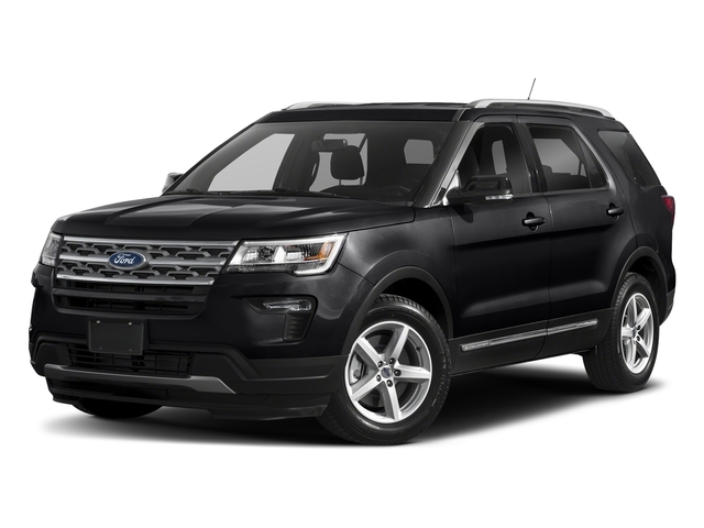 2018 Ford Explorer Platinum 4WD