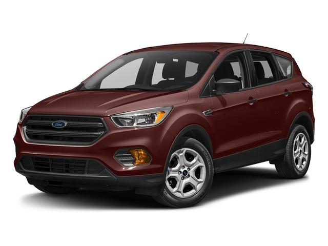 2018 Ford Escape S FWD