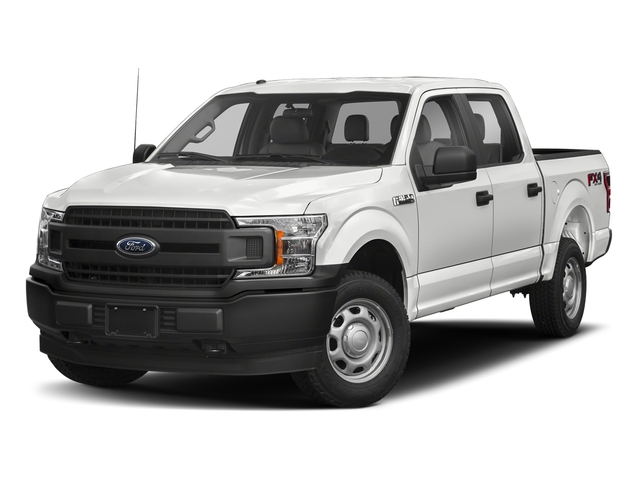 2018 Ford F-150 XL 2WD SuperCrew 5.5 Box