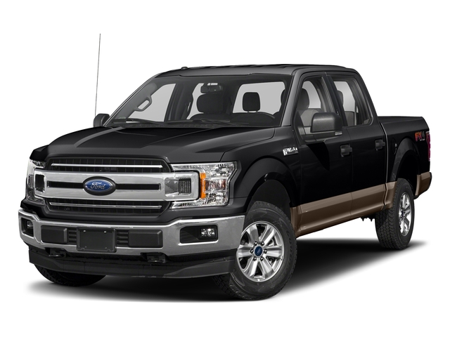2018 Ford F-150 Lariat 2WD SuperCrew 5.5 Box