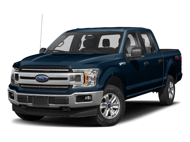 2018 Ford F-150 XLT 2WD SuperCrew 6.5 Box