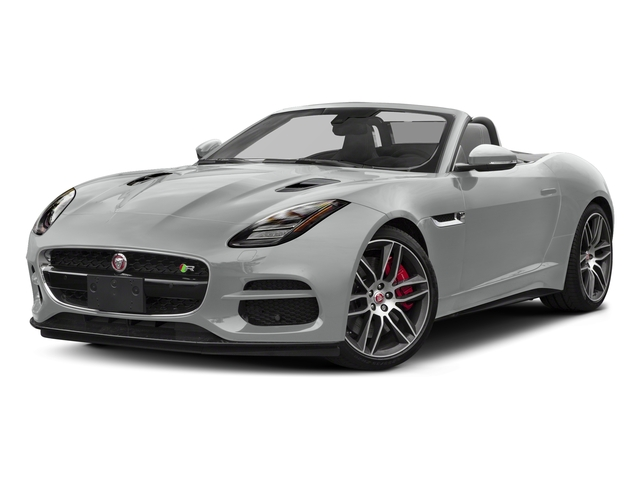 2018 Jaguar F TYPE R