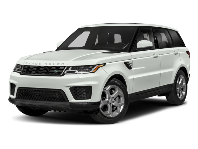 Certified Pre Owned Range Rover >> New 2018 Land Rover Range Rover Sport Details