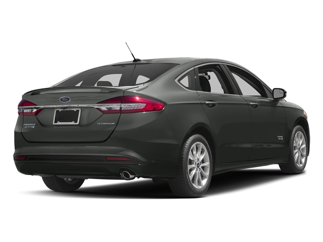 2017 Ford Fusion Energi 4DR SDN
