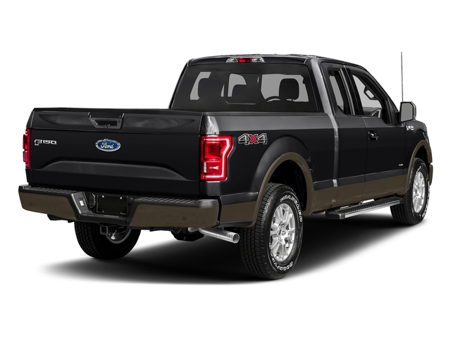 2017 Ford F-150 XLT 2WD SuperCab 6.5 Box