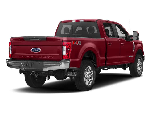 2017 Ford Super Duty F-250 SRW Lariat 4WD Crew Cab 8 Box