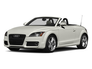 New 2014 Audi TT Quattro Coupe