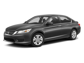 2014 Honda Accord Sedan CVT LX