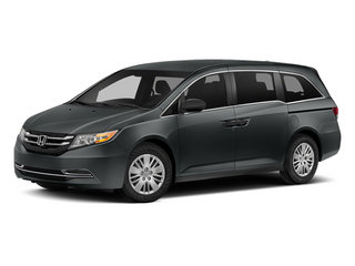 New 2014 Honda Odyssey LX