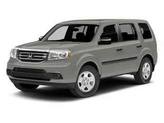 2014 Honda Pilot 5 Speed Automatic 2WD LX
