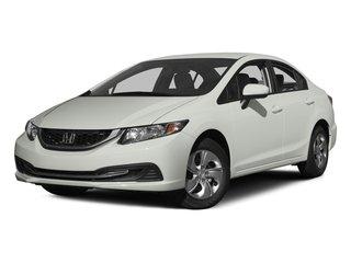 2015 Civic Sedan CVT LX