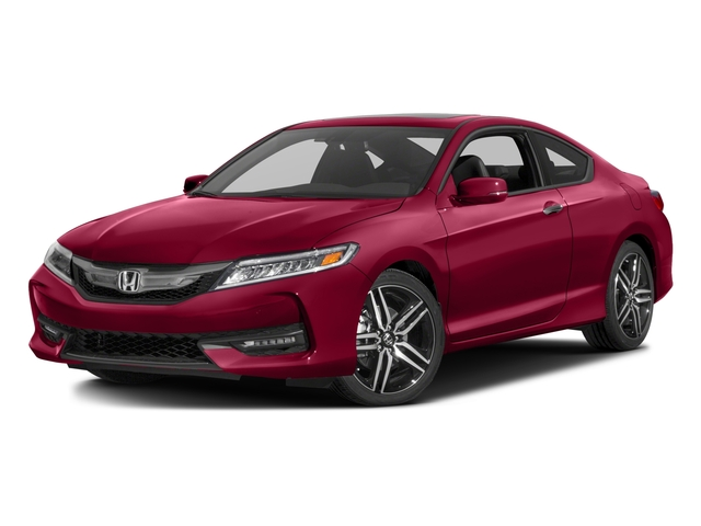 2016 honda accord coupe 2dr V6 Man Touring