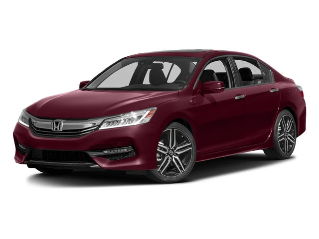 2016 honda accord sedan 4dr I4 Man Touring