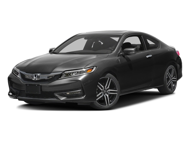 2016 honda accord coupe 2dr I4 Man Touring