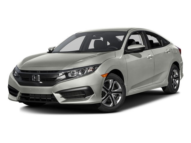 2016 honda civic sedan 4dr Man LX