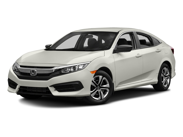 2016 honda civic sedan 4dr Man DX