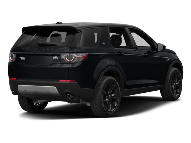 Certified Pre Owned 2016 Discovery Sport Details
