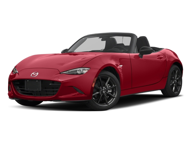 2016 mazda mx-5 2dr Conv Man GS