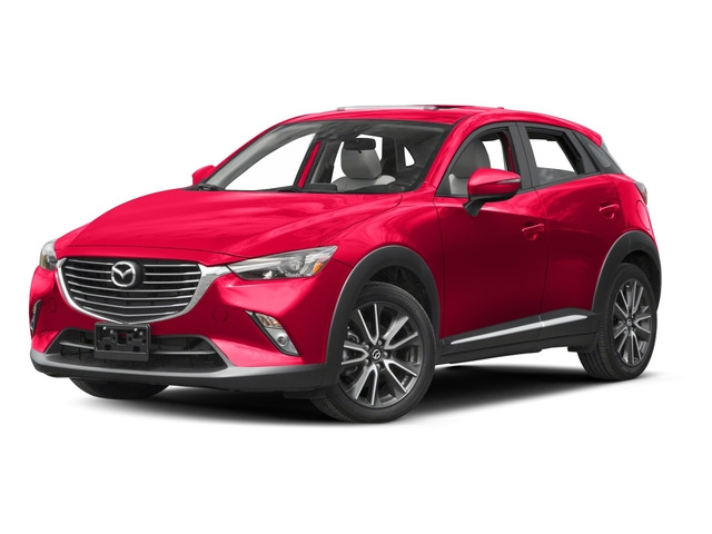2016 mazda cx-3 AWD 4dr GT