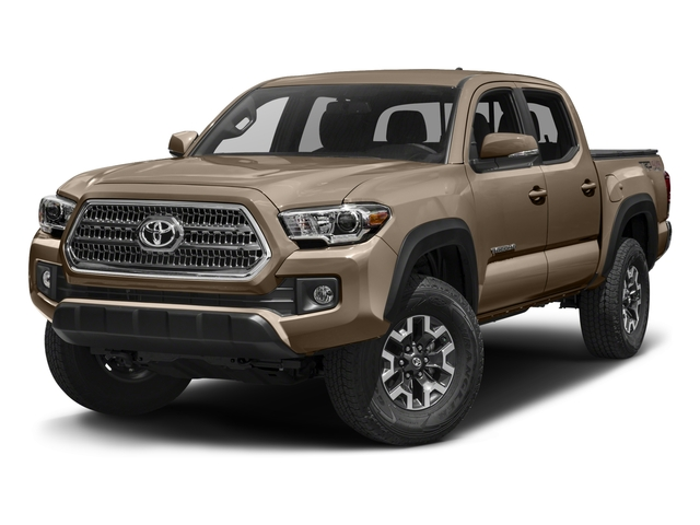 2016 toyota tacoma 2WD Double Cab V6 AT TRD Off Road (SE)