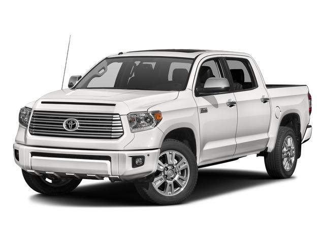 2016 toyota tundra 2wd truck CrewMax 5.7L FFV V8 6-Spd AT Platinum (Natl)