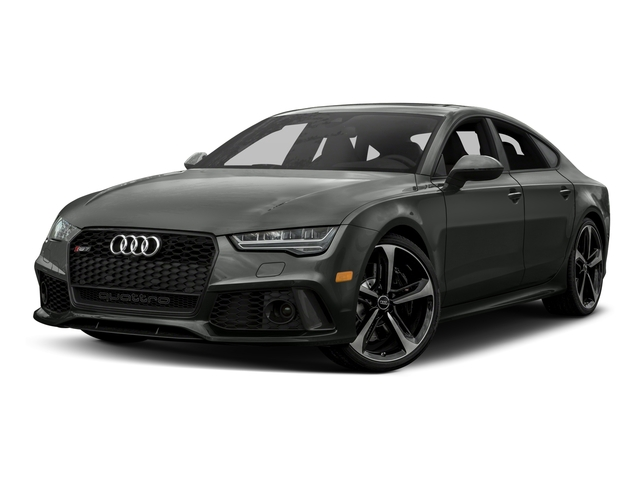 2017 audi rs 7 4dr Sdn performance