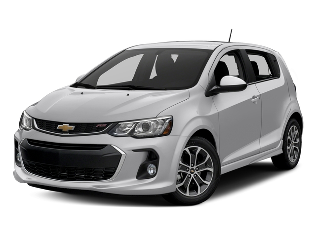2017 chevrolet sonic 5dr HB Manual LT