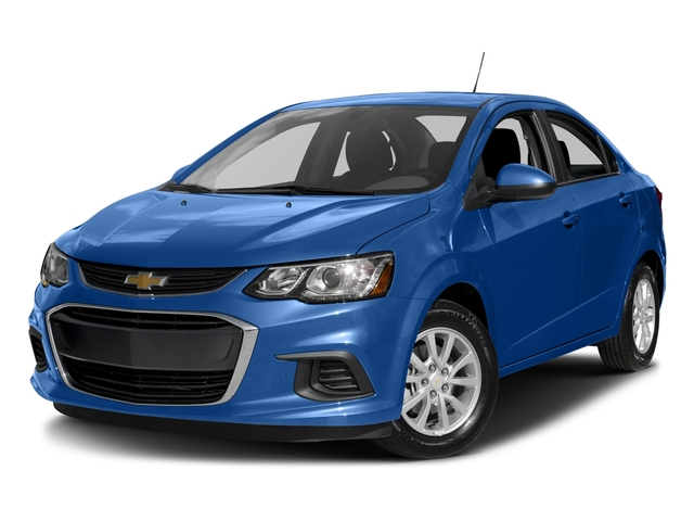 2017 chevrolet sonic 4dr Sdn Manual LT