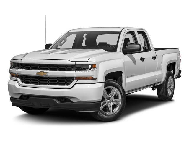 2017 chevrolet silverado 1500 2WD Double Cab 143.5 Custom
