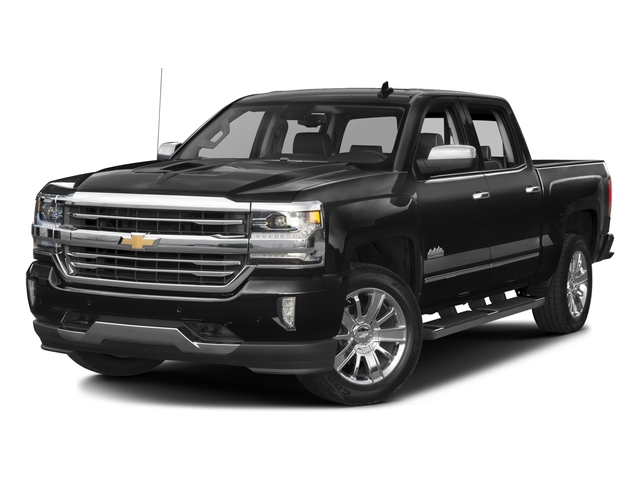 2017 chevrolet silverado 1500 2WD Crew Cab 153.0 High Country