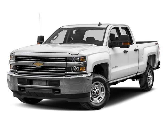2017 chevrolet silverado 2500hd 2WD Double Cab 144.2 Work Truck