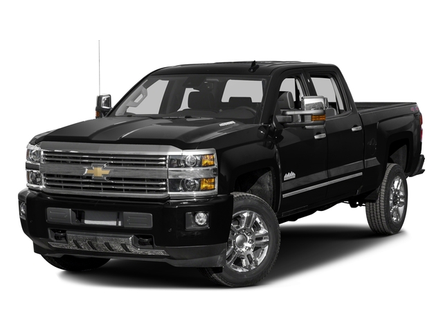 2017 chevrolet silverado 2500hd 2WD Crew Cab 167.7 High Country