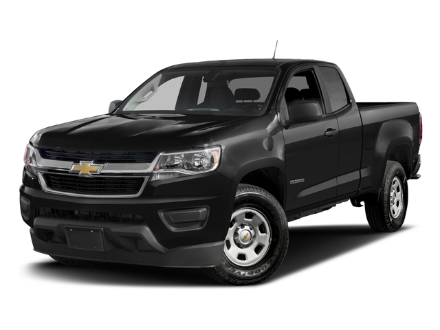 2017 chevrolet colorado 2WD Ext Cab 128.3 Base