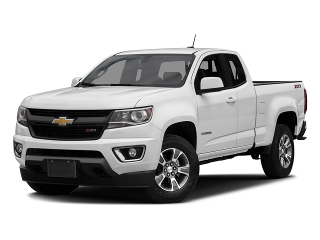 2017 chevrolet colorado 2WD Ext Cab 128.3 Z71