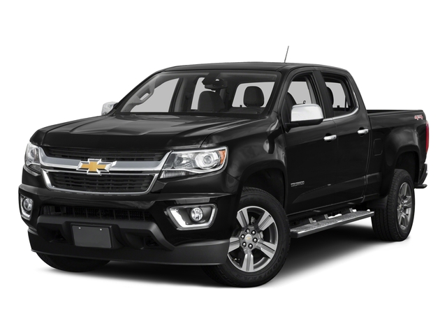 2017 chevrolet colorado 4WD Crew Cab 140.5 LT