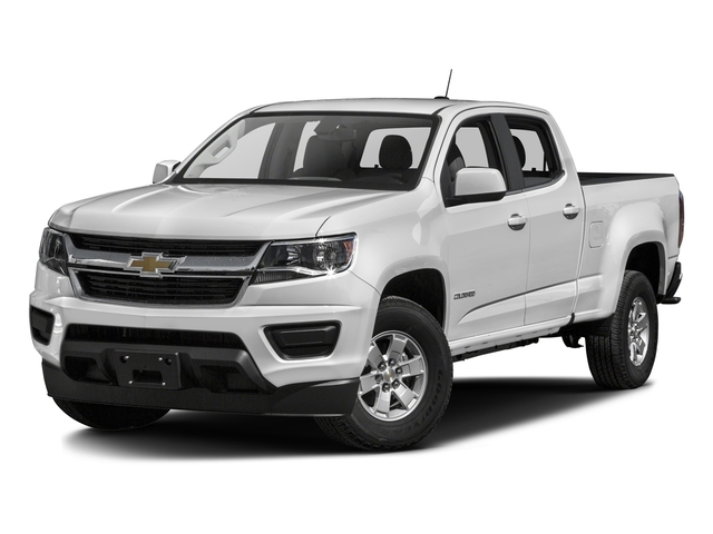 2017 chevrolet colorado 2WD Crew Cab 128.3 WT