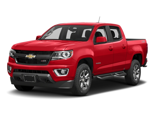 2017 chevrolet colorado 4WD Crew Cab 128.3 Z71