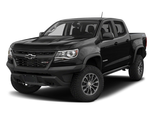2017 chevrolet colorado 4WD Crew Cab 128.3 ZR2