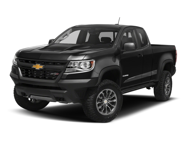 2017 chevrolet colorado 4WD Ext Cab 128.3 ZR2