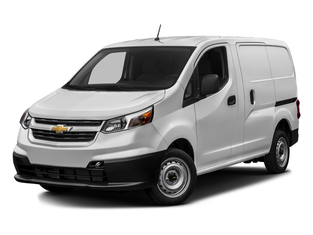 2017 chevrolet city express cargo van FWD 115 LS