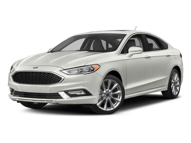 2017 ford fusion Platinum FWD
