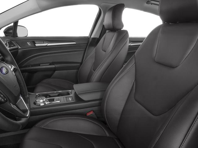 2017 Ford Fusion HYBRID Hybrid Titanium FWD