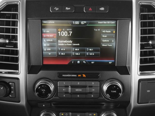 2017 Ford F-150 Platinum 4WD SuperCrew 5.5 Box