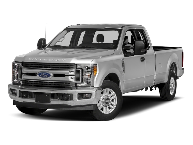 2017 ford super duty f-350 srw XLT 4WD SuperCab 6.75' Box