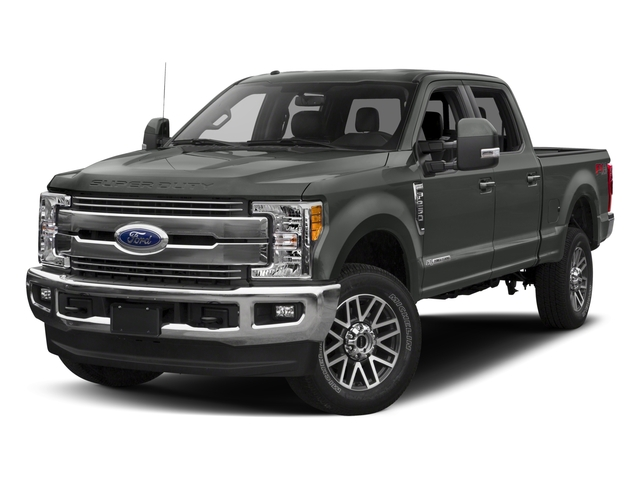 2017 ford super duty f-350 srw Lariat 2WD Crew Cab 6.75' Box